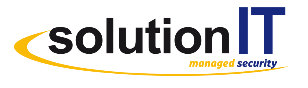 solutionIT managed security GmbH Logo